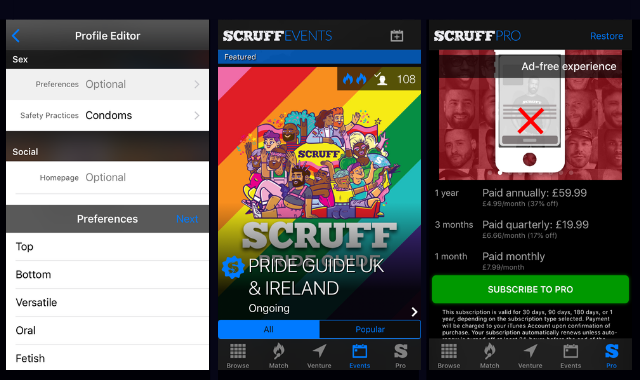 Scruff App Review - Gay Dating App Scruff